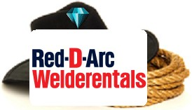 Red-D-Arc is a diamond sponsor for the Crosby Fair and Rodeo!