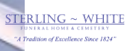 Sterling White Funeral Home and Cemetery is a silver sponsor for the Crosby Fair and Rodeo!