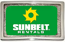Sunbelt Rentals is a platinum sponsor for the Crosby Fair and Rodeo!