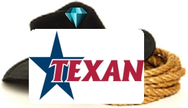Texans GMC is a diamond sponsor for the Crosby Fair and Rodeo!